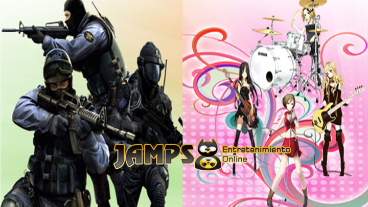JAMPS Nueva Web!