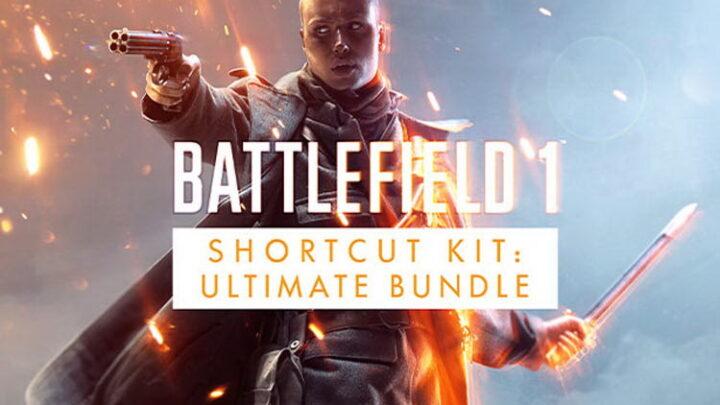 Battlefield 1: Kit de atajos lote definitivo