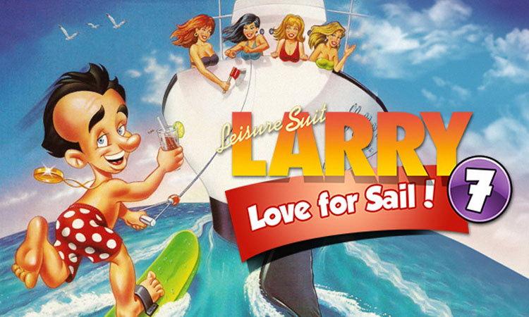 Leisure Suit Larry 7 – Love for Sail