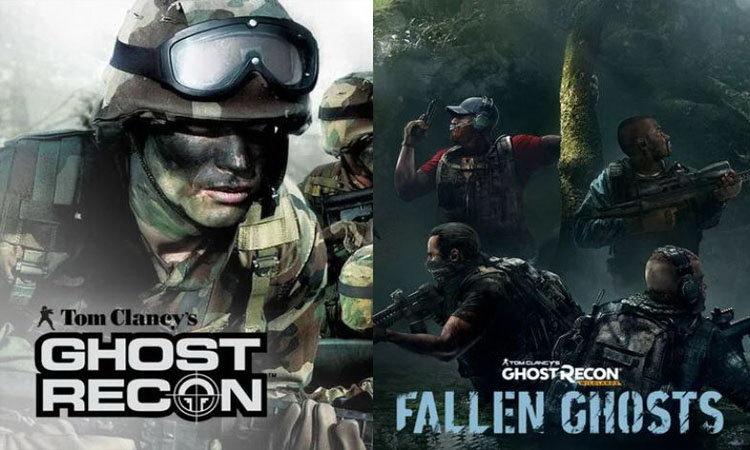 Tom Clancy's Ghost Recon + DLC Fallen Ghosts de Wildlands
